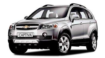 Chevrolet Captiva 4X4 2,0 VCDI 150 KM