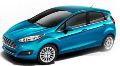 Ford Fiesta 1,25 80 KM