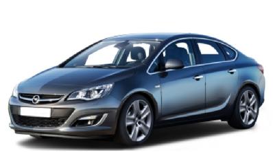 Opel Astra 1,6 ECOTEC 115KM